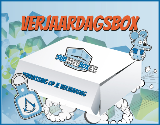 Verjaardags Subprisebox